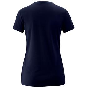 Maier Sports Trudy T-shirt Dames, blauw